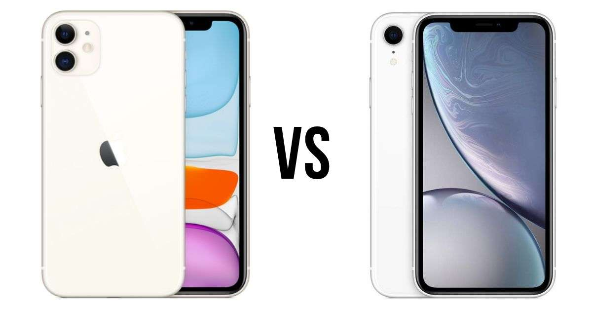iphone 11 vs xr